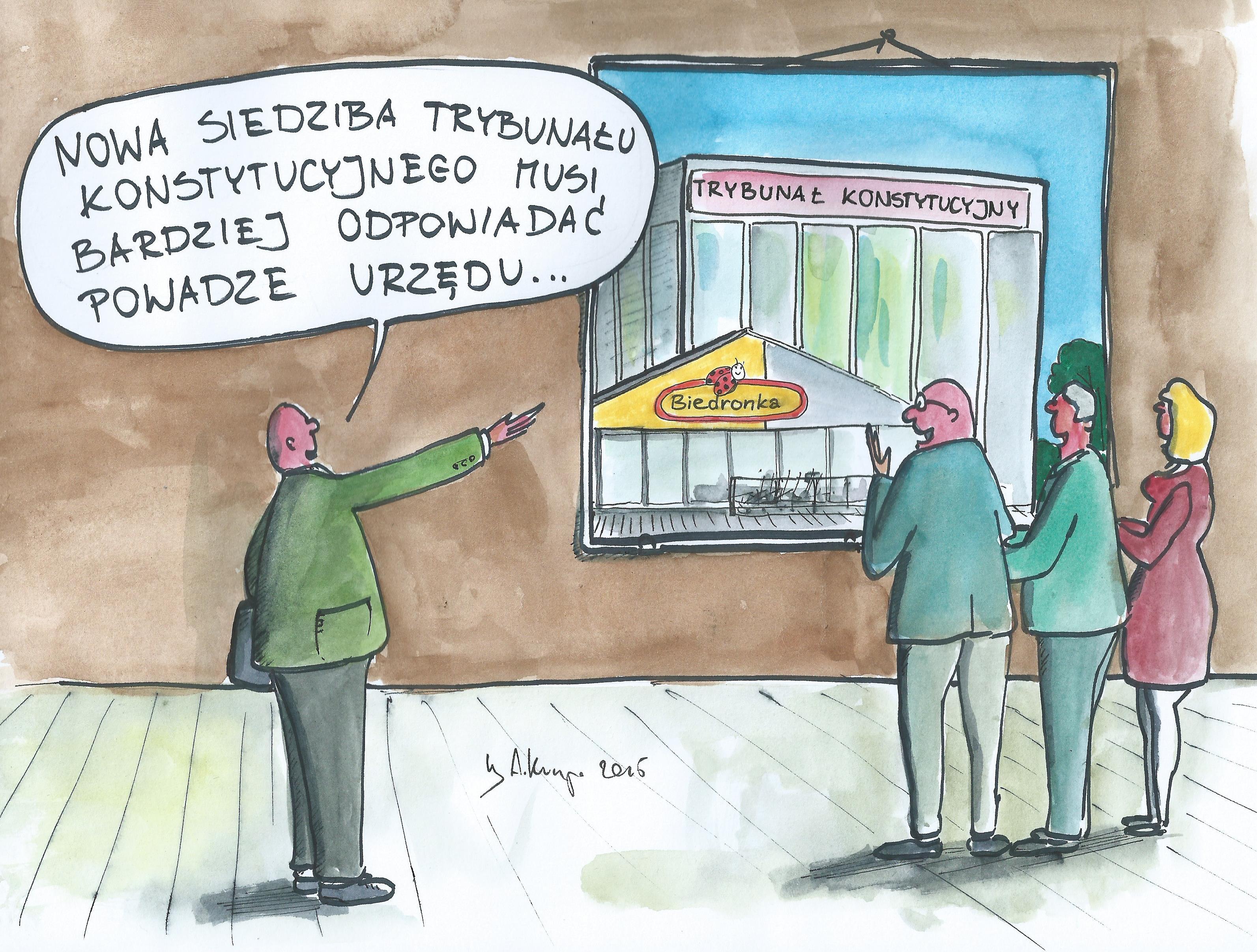 trybunał i powaga urzędu