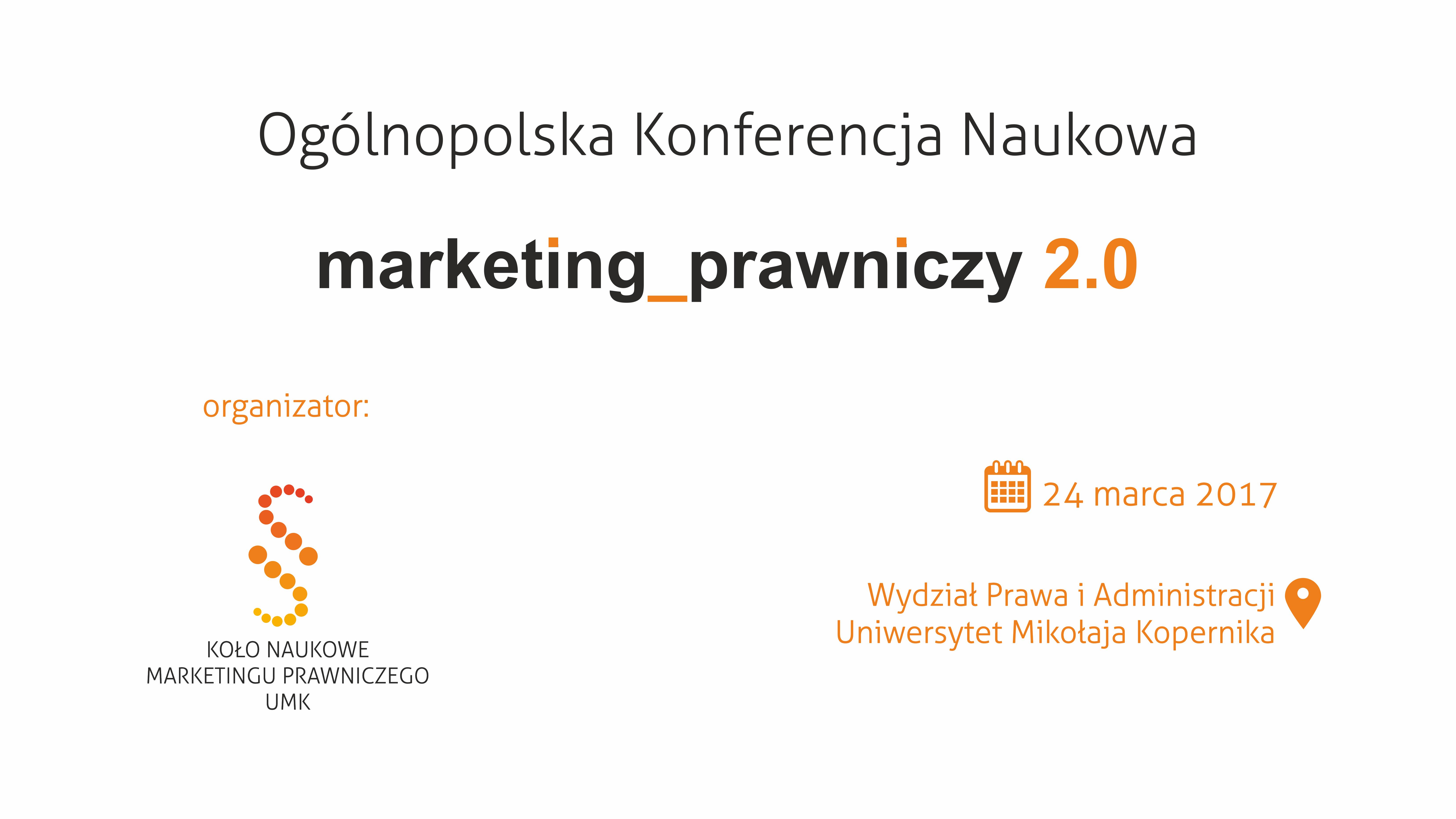 ogolnopolska-konferencja-naukowa-marketing_prawniczy 2.0-marketingprawniczyumk-banner